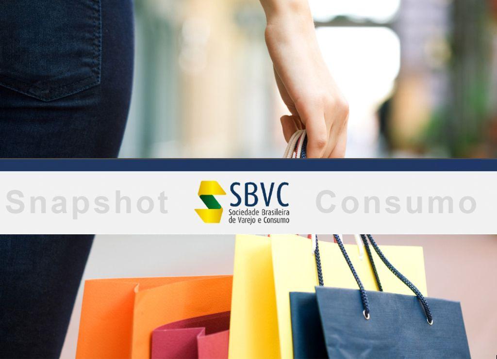 Estudo mensal da Sociedade Brasileira de Varejo e Consumo - Snapshot  Agosto 2016