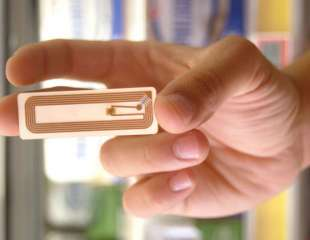 RFID - 30% Tecnologia 70% Serviços de Consultoria