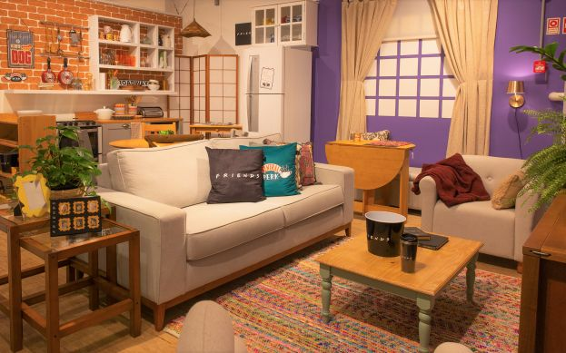 Friends ganha ambiente exclusivo na Tok&Stok