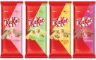 Nestlé lança Kitkat tabletes em quatro sabores