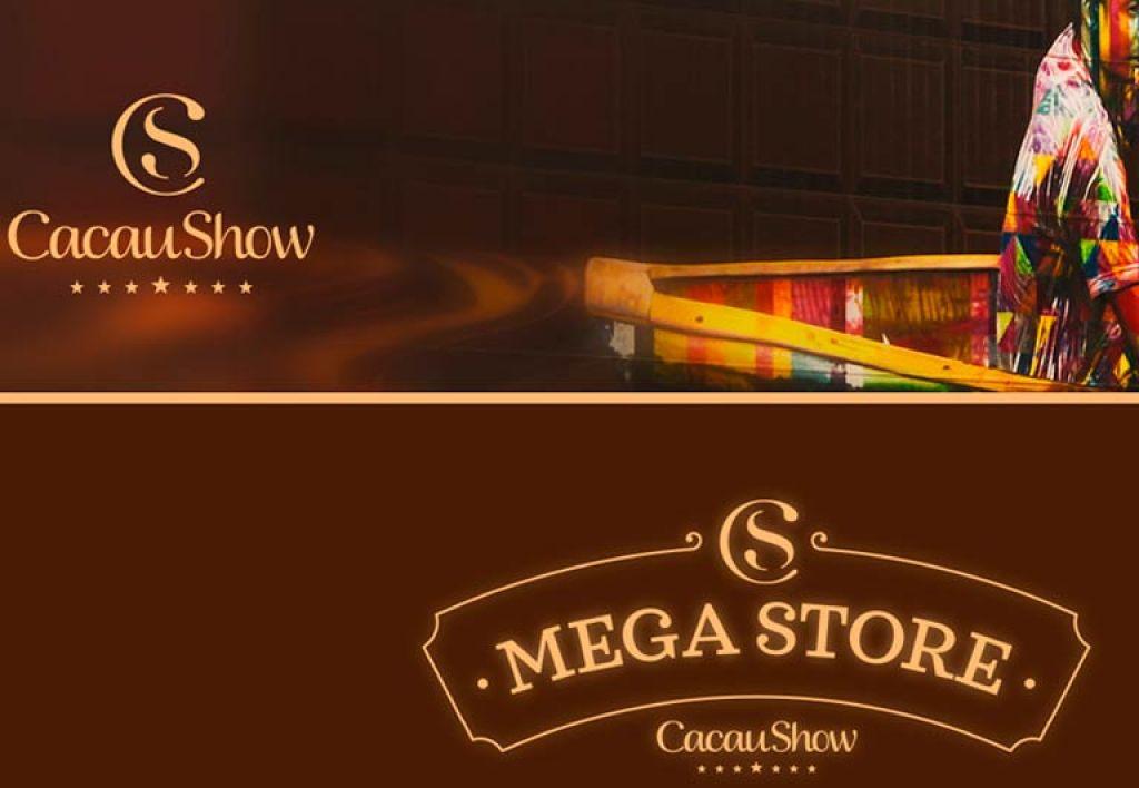 795e40d862e Cacau Show inaugura a maior loja de shopping da América Latina voltada para  o segmento de