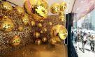Marisa cria vitrine instagramável para celebrar o final do ano