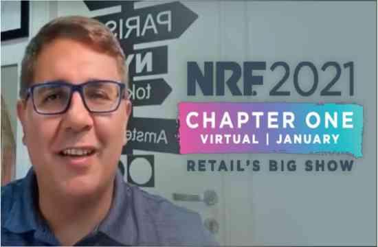 O professor Carlos Eduardo Santos comenta a edição digital da NRF 2021