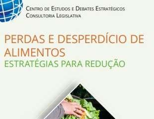 PERDAS E DESPERDÍCIO DE ALIMENTOS: ESTRATÉGIAS PARA REDUÇÃO