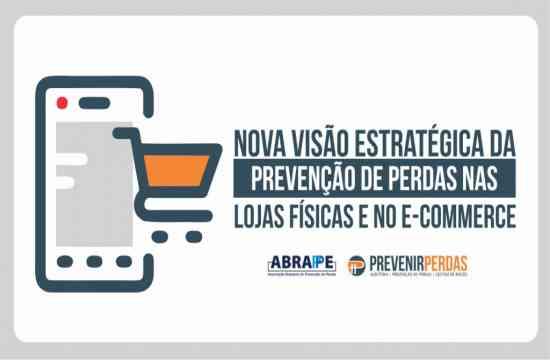 """CURSO """"NOVA VISÃO ESTRATÉGICA DA PREVENÇÃO DE PERDAS NAS LOJAS FÍSICAS E NO E-COMMERCE"""""""